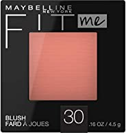 Maybelline Fit Me Blush, Rose, 0.16 fl. oz.