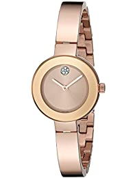 Womens 3600286 Rose Gold Watch with Swarovski Crystal Accents