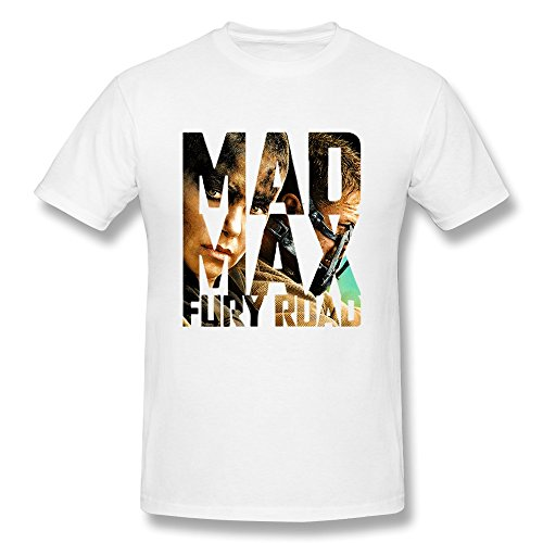 Max Costumes Beyond Thunderdome Mad (AOPO Mad Max Fury Road O-Neck Tee Shirts For Men X-Large)