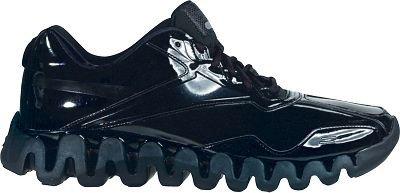 Reebok Men's Zigenergy Referee Shoes, Black (Black Patent Leather, 10.5) by Reebok