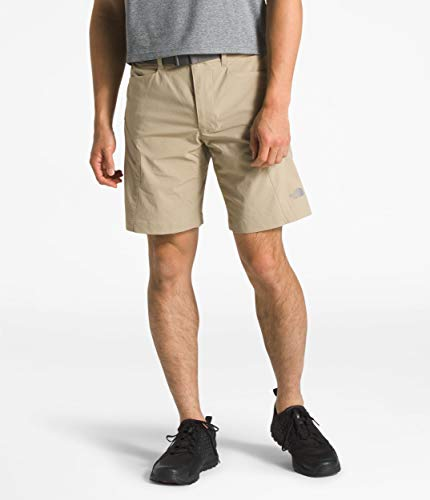 The North Face Men's Straight Paramount 3.0 Shorts Dune Beige 34 9