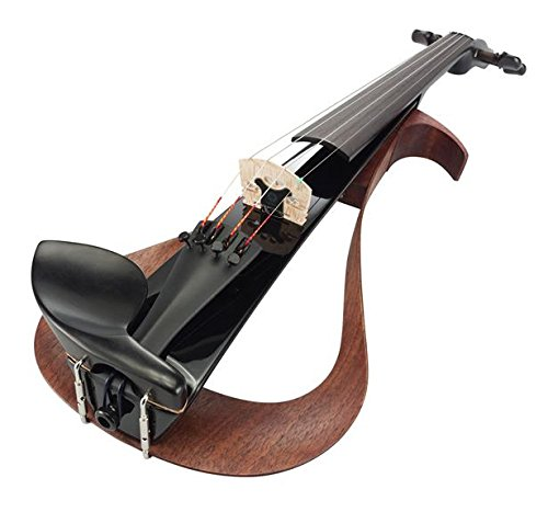 Yamaha Electric Violin-YEV104BL-Black-4 String (YEV104BL)