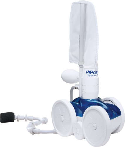 Polaris Vac-Sweep 280 Pressure Side Pool Cleaner (Zodiac Pebble)