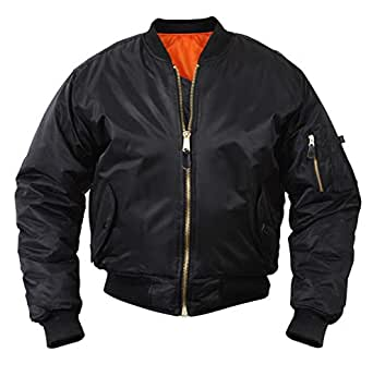 Kids Rothco Zip Up Jacket For Men