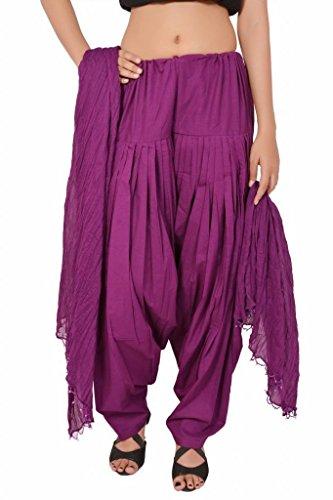 Purple Salwar - 6