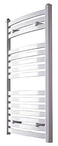 La alta calidad de color blanco radiador calentador de acero para baño 550x1060mm