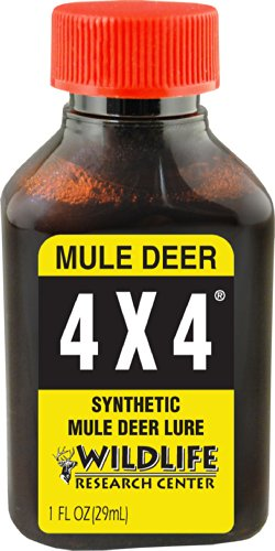 Wildlife Research 40440 4x4 Synthetic Mule Deer Lure