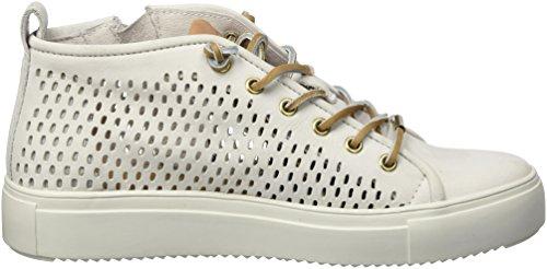 Chime Blackstone Pl88 Alto Collo Sneaker Wind Grau a Donna w8OfCwq