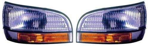 - Go-Parts PAIR/SET OE Replacement for 1992-1996 Buick Park Avenue Side Marker Lights Assemblies/Lens Cover - Front Left & Right (Driver & Passenger) Side For Buick Park Avenue