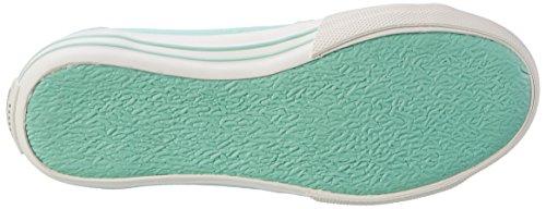 Pepe Jeans London Baker Wash, Zapatillas Para Niñas Turquesa (Light WATER Green)