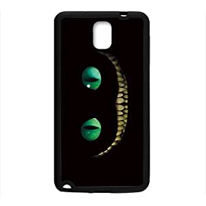 Black unique teeth cat fashion phone For Casesamsung galaxy note3