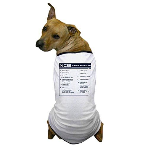(CafePress - NCIS Abby's Rules - Dog T-Shirt, Pet Clothing, Funny Dog)