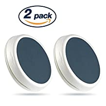 Zlice Replacement Buffer Refills for Nono Hair Removal System, 2 Large by Zlice