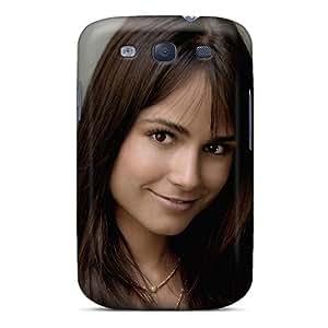 Hot Tpu Cover Case For Galaxy/ S3 Case Cover Skin - Jordana Brewster Celebrity