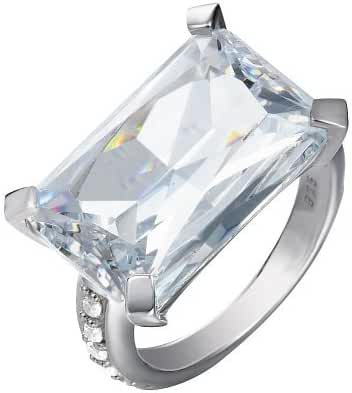ESPRIT Women's Ring Solitaire Stone