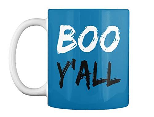 Boo yall 11oz - Royal blue Mug - Teespring Mug