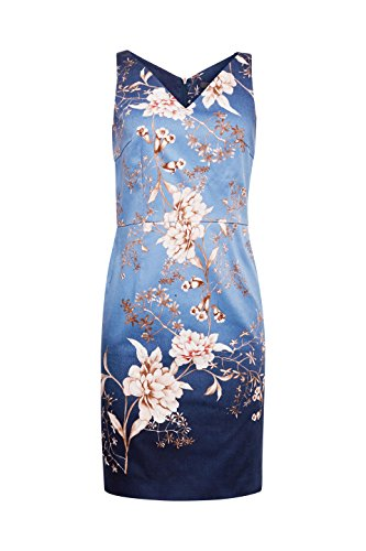 Collection Elegante Vestito blue Donna Blu Esprit 430 wxUSAw