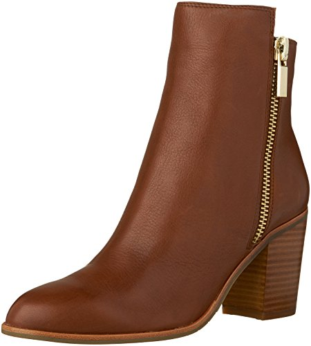 Kenneth Cole New York Womens Ingrid Ankle Bootie Medium Brown RJ14wvVL