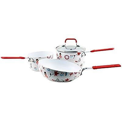 """Berghoff""""Children's"""" Girls Cookware Set"""