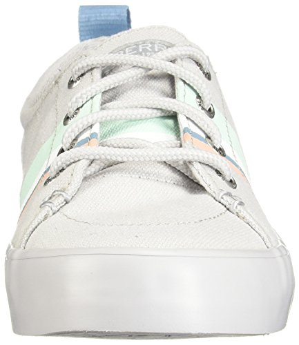 Sperry Top-sider Crest Boei Sneaker Lichtgrijs