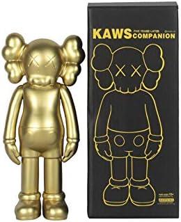 YXACE Toy Statua Sesame Street KAWS Bambola Bambola 20 Centimetri Prototype Companion Originale 8 Pollici Decorazioni A Mano Azione Immagine Gray-20cm