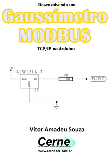 eBook Desenvolvendo um Gaussímetro MODBUS TCP/IP no PIC