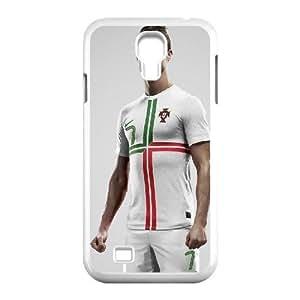 Cristiano Ronaldo_001 High Quality Specially Designed Skin cover Case For samsung s4 9500 White