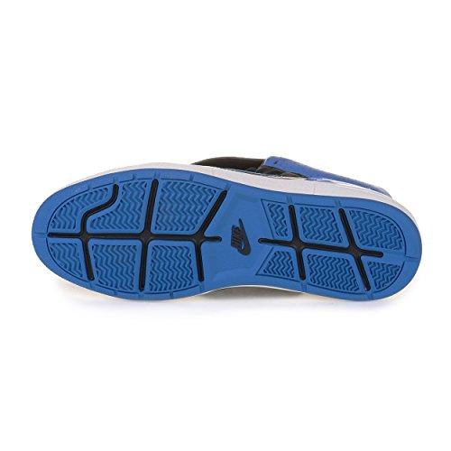 Nike Mens NSW Tiempo 94 Mid QS Materazzi Black/Royal Blue-Ivory Leather Size E0vGe2z