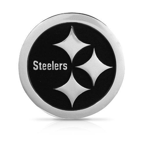 NFL Pittsburgh Steelers 3D Chrome Metal Car Emblem