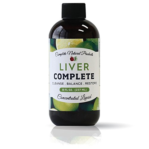 Complete Natural Products Liver Multi Vitamin Supplements by Complete Natural Products