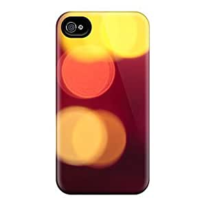 Hjq15546vitC Cases Covers Blur Lights Iphone 6 Protective Cases