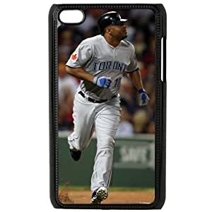 MLB&IPod Touch 4 Black Toronto Blue Jays Gift Holiday Christmas Gifts cell phone cases clear phone cases protectivefashion cell phone cases HMLA615584222