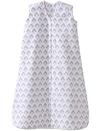 sleepsack, Micro-fleece, Brushed Aztec, Gray, Medium