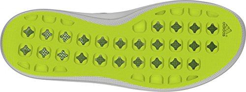 adidas Sailing Tack ta01Boat Náutico segeln Hombre | Negro Granite/ White/ Semi Solar Yellow