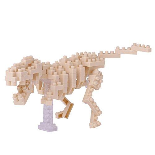 Nanoblock T-Rex Skeleton Building Kit