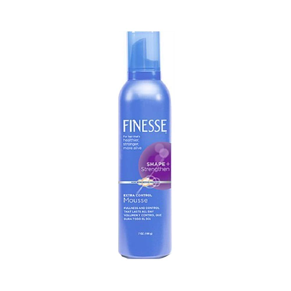 Special Pack of 5 - FINESSE MOUSSE EXTRA CONTROL 7OZ