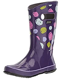 Bogs Muck Boots Kids Rain Boot Sketch Dot Waterproof Rubber 72089