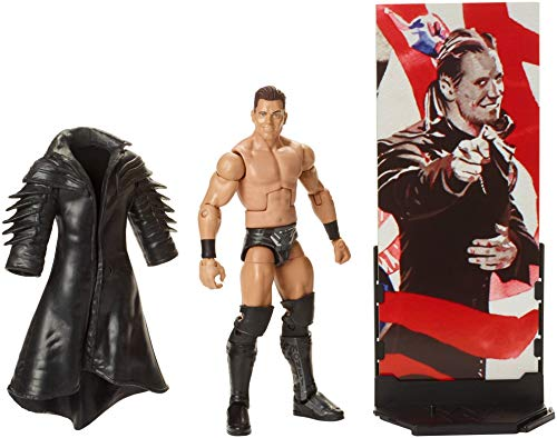 - WWE Elite Fig Miz Action Figure