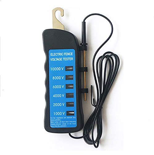 Electric Fence Voltmeter for farm Fence 10000volts !
