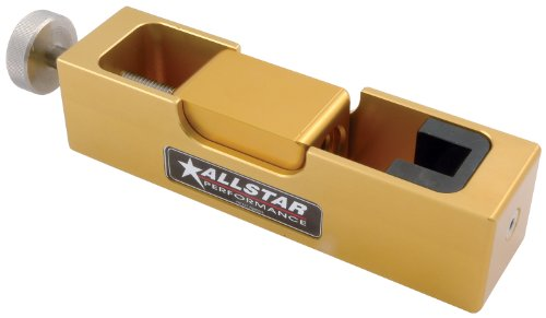 (Allstar ALL96515 Gold Anodized Spark Plug Gapping Tool)