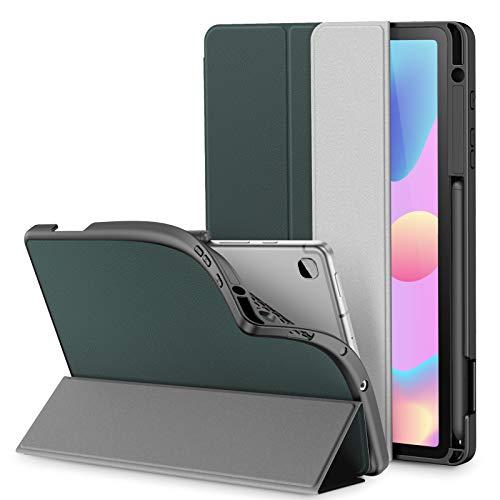 کیف پلاستیکی ـ چرمی INFILAND برای تبلت سامسونگ مدل Galaxy Tab S6 Lite 10.4 SM-P610/P615 2020