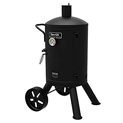 Dyna-Glo Signature Series DGSS681VCS-D Heavy-Duty Charcoal Smoker by Dyna-Glo