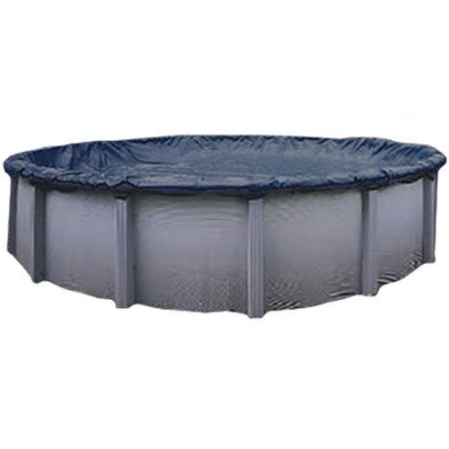 Amazon.com : 8-Year 24 ft Round Pool Winter Cover : Swimming Pool ...