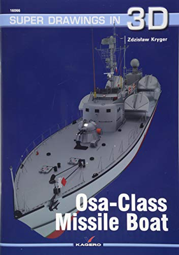 - Osa-class Missile Boat (Super Drawings in 3D)