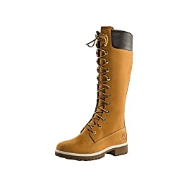 Timberland Women's Premium 14 Inch Waterproof Lace-up Boots