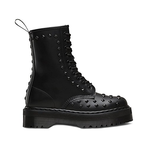 Stud Martens 1490 Dr Black Smooth xqFTUC4w