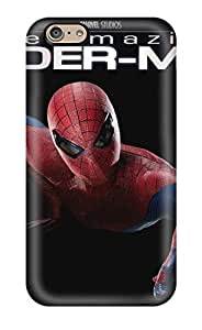 KIMALkB3066fNfHS Anti-scratch Case Cover John Ramsey Protective The Amazing Spider-man 21 Case For Iphone 6