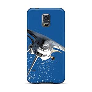 New Arrival Space Shuttle For Galaxy S5 Cases Covers