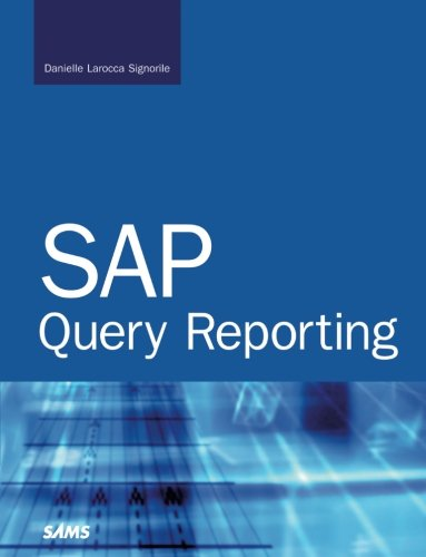 SAP Query Reporting (Best Database For Reporting)
