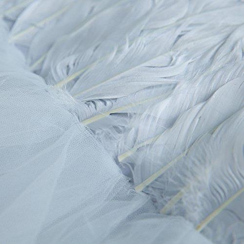 Vimans -  Vestito  - Reggiseno a fascia - Donna grigio 46